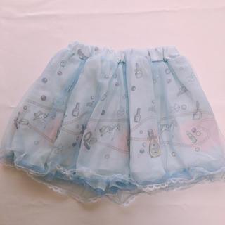 ニシマツヤ(西松屋)のチュール スカート  120  ユニコーン(スカート)