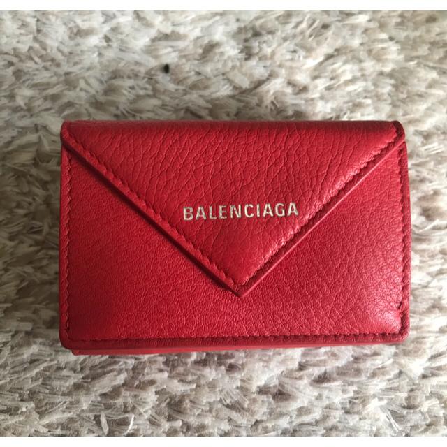online store d7ccd fe844 バレンシアガ三つ折り財布 | フリマアプリ ラクマ