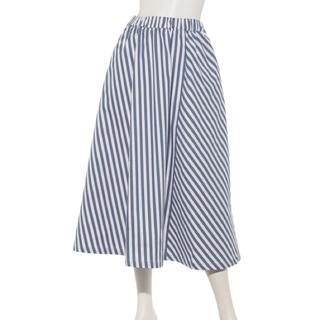 ダブルネーム(DOUBLE NAME)の新品♡定価6370円 スカート ターコイズブルーorブラック(その他)