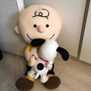 スヌーピー(SNOOPY)のスヌーピーとチャーリーブラウン(ぬいぐるみ/人形)