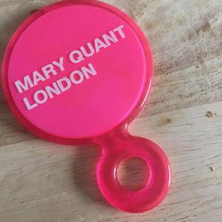 マリークワント(MARY QUANT)のマリークワント 手鏡(ミラー)