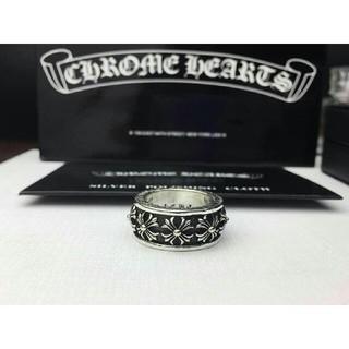 クロムハーツ(Chrome Hearts)の正規品Chrome Hearts クロムハーツ リング 9(リング(指輪))