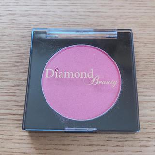 ダイヤモンドビューティー(Diamond Beauty)のダイヤモンドビューティー ブラッシュ No.6 ローズピンク チークカラー(チーク)