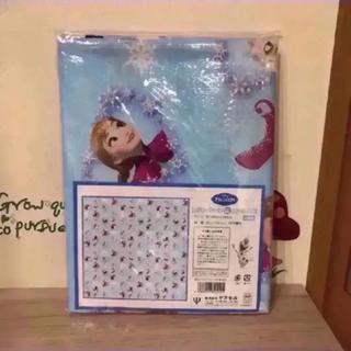 ディズニー(Disney)のディズニー レジャーシート LLサイズ 4~5人用 アナと雪の女王 おまけ付き(その他)