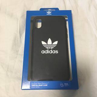 アディダス(adidas)のadidas iPhone x xsケース 本日発送可能(iPhoneケース)
