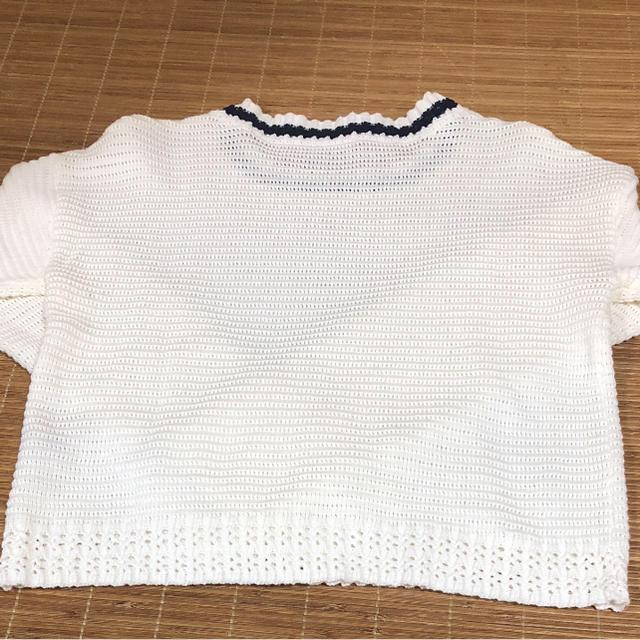 GU(ジーユー)の薄手ニット レディースのトップス(ニット/セーター)の商品写真