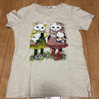 アチャチュムムチャチャ(AHCAHCUM.muchacha)のヒグチユウコ×UNIQULO/Tシャツ(Tシャツ(半袖/袖なし))