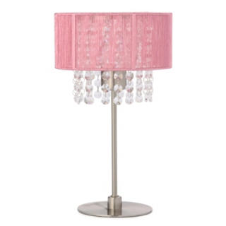フランフラン(Francfranc)のFrancfranc テーブルランプ ピンク 間接照明 スタンドライト(テーブルスタンド)