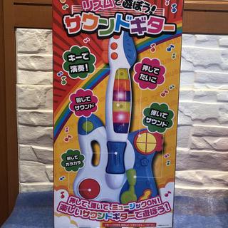 ★ダッフィー様専用★  サウンドギター & WOODEN TRAIN(楽器のおもちゃ)