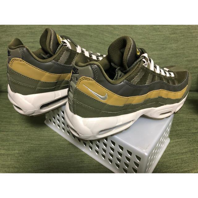 NIKE(ナイキ)のAIR MAX 95 26.5cm men's  メンズの靴/シューズ(スニーカー)の商品写真