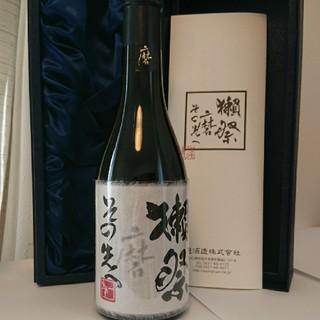 獺祭磨きその先へ  新品未開封箱付き 18年12月詰め(日本酒)