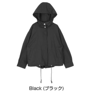 ティティベイト(titivate)の新品未使用品☆今だけセール☆ ショート丈ライトコート ブラック(その他)
