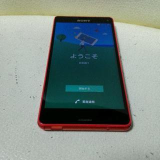概ね美品 Xperia Z3 Compact SO-02G(スマートフォン本体)
