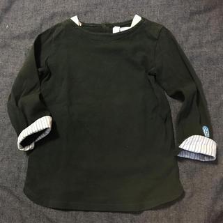 ドアーズ(DOORS / URBAN RESEARCH)のdoors kids ドアーズ 120 長袖 ビーミング (Tシャツ/カットソー)