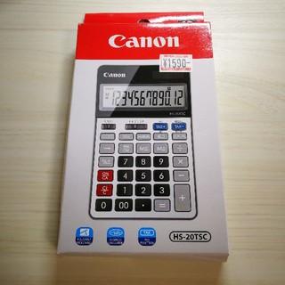 Canon - Canon 電卓 新品未使用未開封