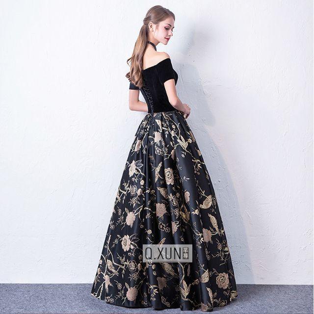 ef66b904e289f 黒カラードレス 花嫁 ウェディングドレス 結婚式 披露宴 二次会A81 発表 ...