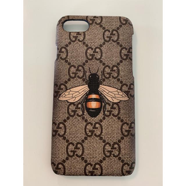 Gucci - 値下げ!!!iPhone7ケース GUCCIの通販