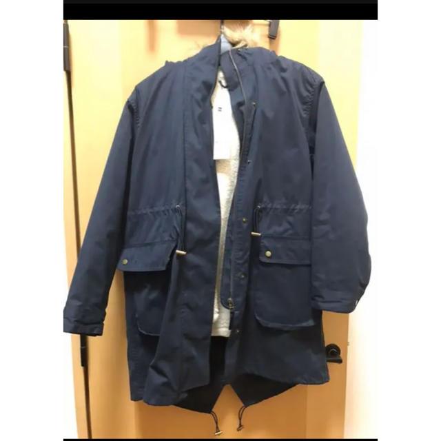 GU(ジーユー)のGU モッズコート レディースのジャケット/アウター(モッズコート)の商品写真