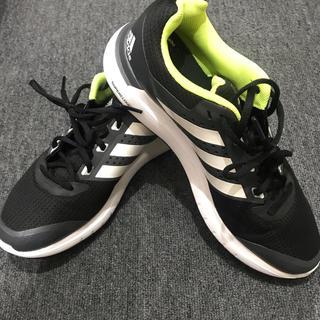 adidas - adidas duramo 7 ライムグリーン