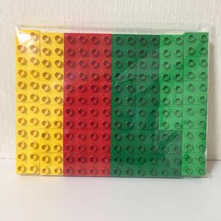 レゴ(Lego)のレゴ  デュプロ   基本ブロック2×2 54個(積み木/ブロック)