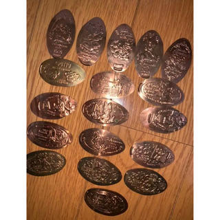 ディズニー(Disney)のディズニー スーベニアメダル(貨幣)