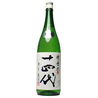 十四代 槽垂れ 純米吟醸(日本酒)