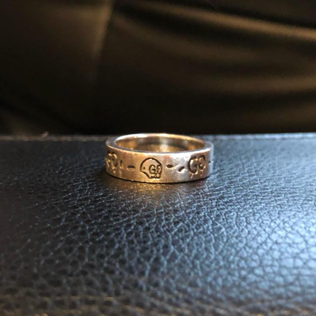 e9bb57f8396c Gucci(グッチ)のgucci ゴースト リング メンズのアクセサリー(リング(指輪)