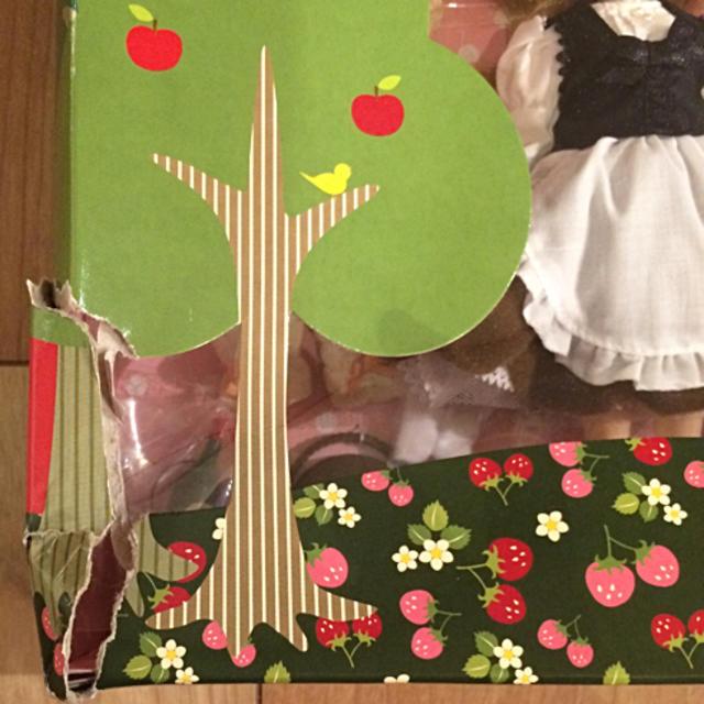 Takara Tomy(タカラトミー)のブライス Blythe ブラックベリーブッシュ エンタメ/ホビーのフィギュア(その他)の商品写真