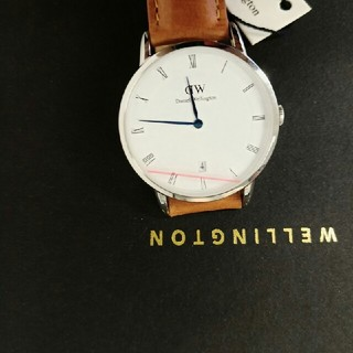 ダニエルウェリントン(Daniel Wellington)のダニエルウェリントン 新品ダッパーヨーク腕時計(腕時計(アナログ))