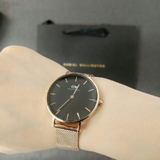 ダニエルウェリントン(Daniel Wellington)の【人気商品】 ダニエル ウェリントン腕時計DW161(腕時計(アナログ))