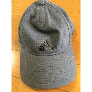 アディダス(adidas)のアディダス 帽子 キャップ サイズフリー(キャップ)