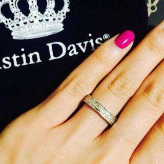 ジャスティンデイビス(Justin Davis)のjustin davis ♡ リング(リング(指輪))