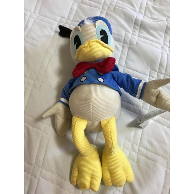 Disney(ディズニー)のドナルド エンタメ/ホビーのおもちゃ/ぬいぐるみ(ぬいぐるみ)の商品写真