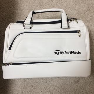 テーラーメイド(TaylorMade)のテーラーメイド ゴルフ ボストンバッグ 新品未使用(バッグ)