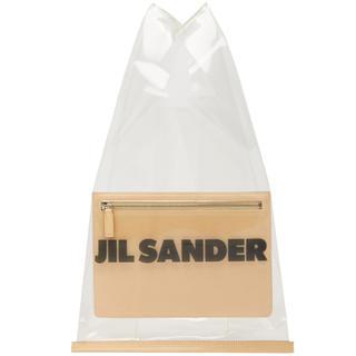 ジルサンダー(Jil Sander)の19SS JIL SANDER MARKET BAG PVC トートバック(トートバッグ)