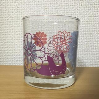 ハクセンシャ(白泉社)の夏目友人帳 ニャンコ先生 グラス(グラス/カップ)