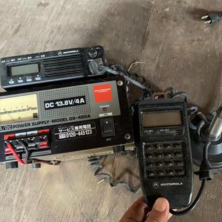 無線機セットジャンク品(アマチュア無線)