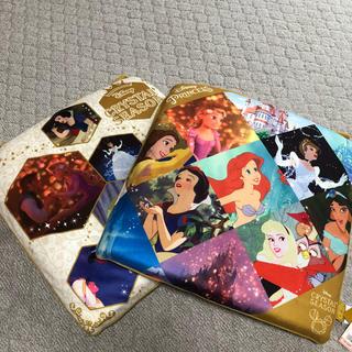 ディズニー(Disney)のディズニープリンセス 座布団 アリエル ジャスミン シンデレラ ベル(クッション)