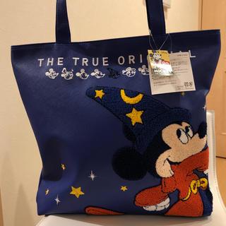 ディズニー ファンタジア ミッキーマウス トートバッグ