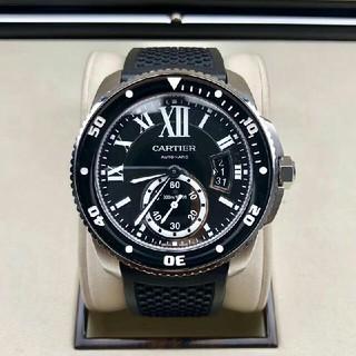 カルティエ(Cartier)のCartier カルティエ 腕時計 メンズ 自動巻  W7100056(腕時計(アナログ))