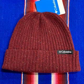 コロンビア(Columbia)の新品 Columbia Knitcap コロンビア ニットキャップ Ca(ニット帽/ビーニー)