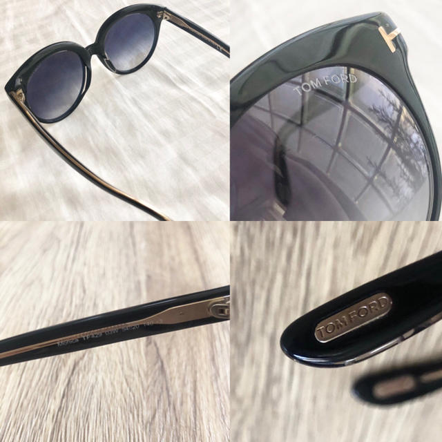 TOM FORD(トムフォード)のTOM FORD 超美品 付属完備 サングラス レディース  レディースのファッション小物(サングラス/メガネ)の商品写真