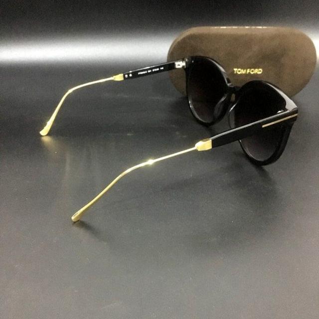TOM FORD(トムフォード)のTOMFORD トムフォード FT0642-K サングラス ブラック メンズのファッション小物(サングラス/メガネ)の商品写真