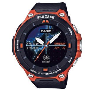 カシオ(CASIO)の[カシオ]CASIO スマートアウトドアウォッチ WSD-F20-RG(腕時計(デジタル))