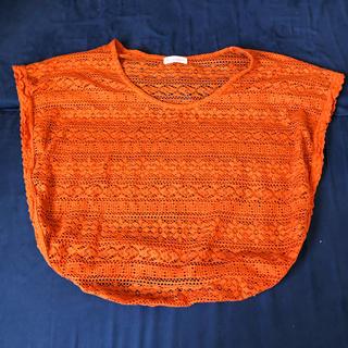 シマムラ(しまむら)の編み編みのトップス(その他)