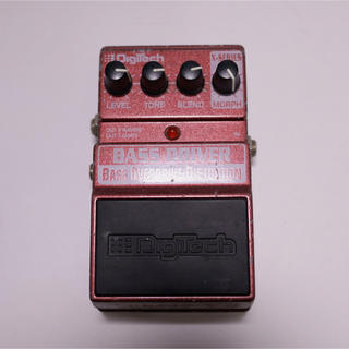 digitech BASS DRIVER overdrive (エフェクター)