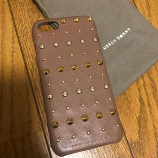 アーバンボビー(URBANBOBBY)の【美品】URBANBOBBY  iPhone8ケース(iPhoneケース)
