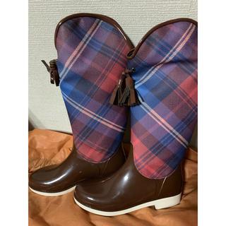 Vivienne Westwood - Vivienne Westwood 長靴 レインブーツ