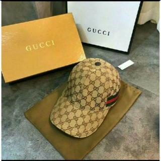 グッチ(Gucci)の今年の最も流行のGucci帽子 GUCCI グッチ キャップ(サンバイザー)