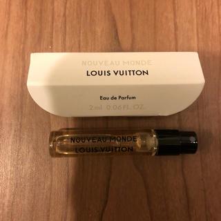 ルイヴィトン(LOUIS VUITTON)のlouis vuitton 香水 nouveau monde(香水(男性用))